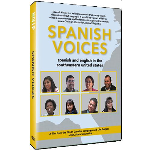 SpanishVoicesDVD