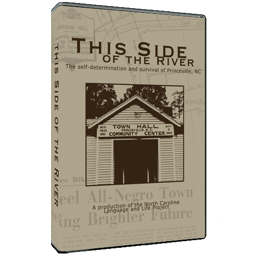 This Side of the River DVD